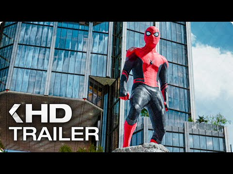 SPIDER-MAN: Far From Home - 5 Minutes Spots & Trailer (2019