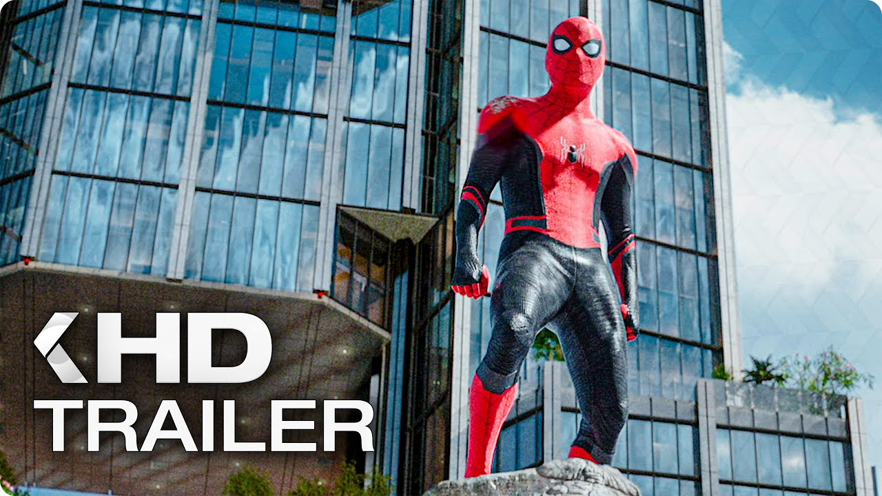 Download SPIDER-MAN: Far From Home - 5 Minutes Spots & Trailer (2019)