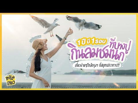 รวมเทคนิคถ่ายรูป ที่ 'บางปู' กินลม ชมนก! 1 ปีมีครั้งเดียว!!! | หาเรื่องเที่ยว