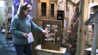 Pine Medicine Cabinet