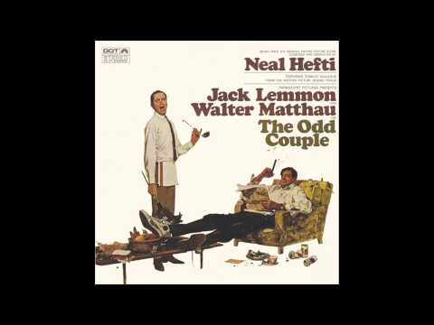 The Odd Couple | Soundtrack Suite (Neal Hefti)