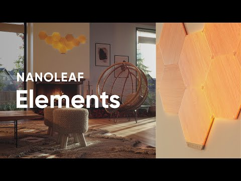 Nanoleaf Elements: Design Your Personal Oasis