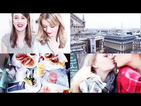 FRÜHSTÜCKSFRESSEREI, PARIS SIGHTSEEING & DREH-MARATHON | Weekly Vlog #26