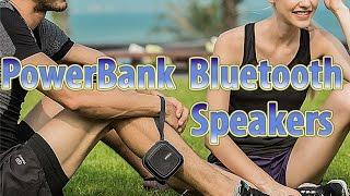 ENOD Theia 2000mAh Power Bank Bluetooth Wireless Speaker Review!