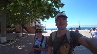 Крым Новый Свет Гора Караул Оба Морская рыбалка Горбыль Звездочет