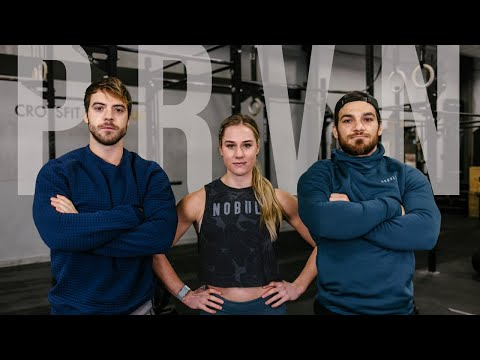 FIRST TRAINING SESSION. BROOKE WELLS, ALEC SMITH, WILL MOORAD. *MEET THE TEAM*
