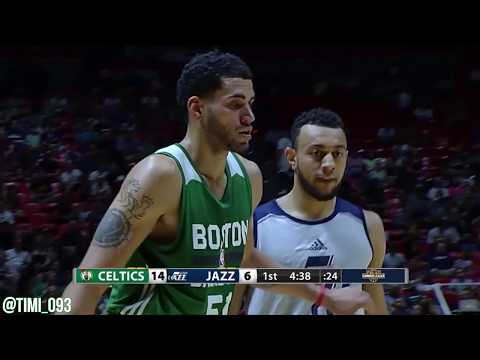 Abdel Nader Highlights vs Utah Jazz (17 pts)