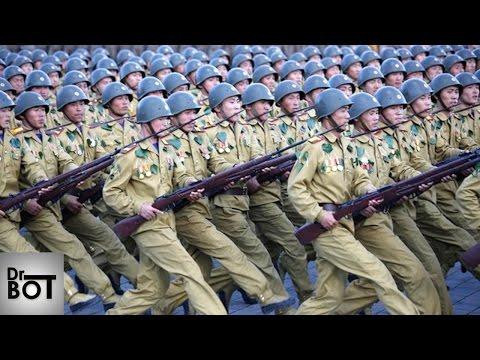TOP 10 ARMÉES LES PLUS FORTES AU MONDE