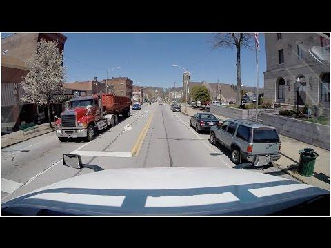 Interior da Pennsylvania - Movendo os eixos - Vlog18rodas - EP61/2016
