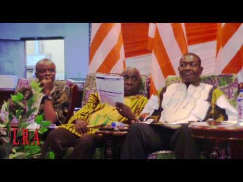 Liberia Revenue Authority Taxpayers  Appreciation Day Program 2017