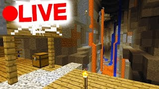 MINECRAFT SURVIVAL UNCUT LIVE! (EPISODE 13)