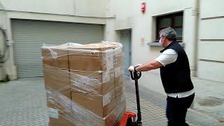 La Delegación del Gobierno en Navarra distribuirá 200.000 mascarillas