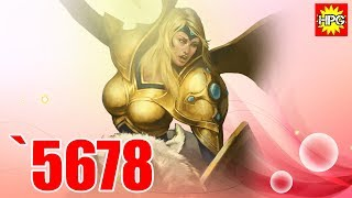 HoN Valkyrie Gameplay - `5678 - Legendary - Casual Mode