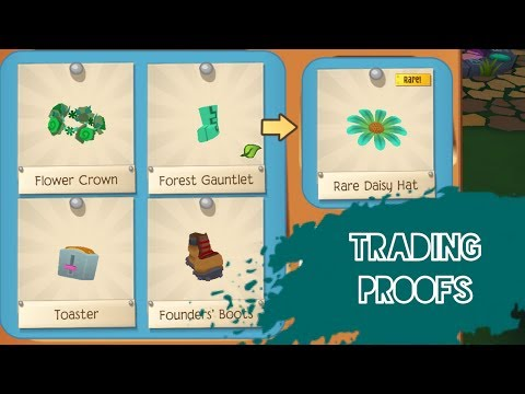 Crunchymom Trading Proofs Animal Jam Play Wild
