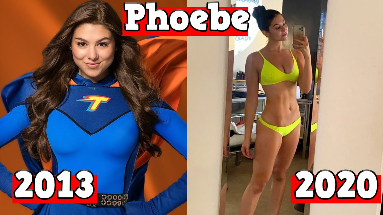 Download The Thundermans ★ Then and Now 2020 [REAL AGE]