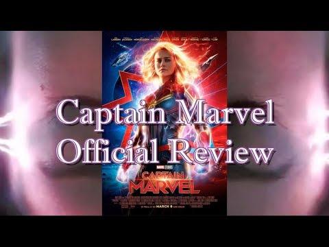 Captain Marvel - Dir. Anna Boden & Ryan Fleck REVIEW