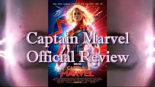 Captain Marvel - Dir. Anna Boden & Ryan Fleck REVIEW