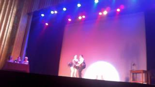 Team Lucky & Amber - Dancing With The Stars Shasta County Style 2014 (JIVE)