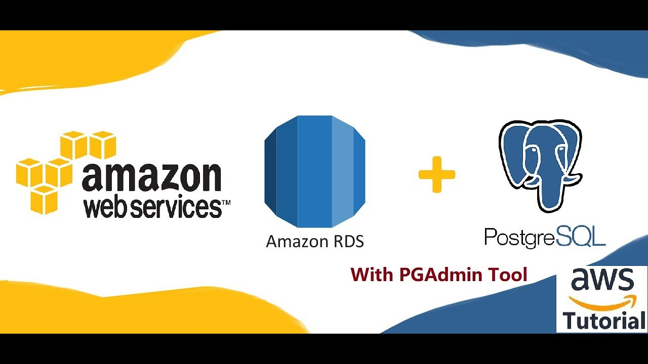 AWS Tutorial For Beginners AWS RDS DataBase Creation and Connecting With  PostgreSQL and Cloudwatch L