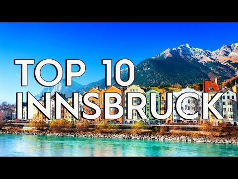✅ TOP 10: Things To Do In Innsbruck