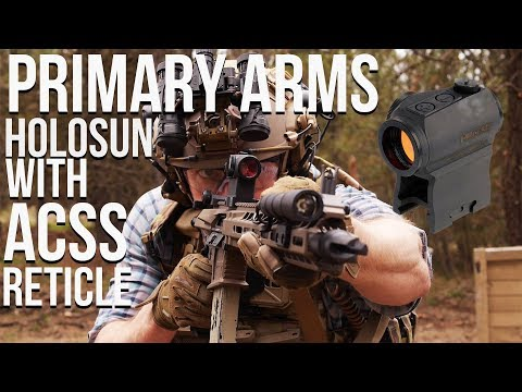 Primary Arms Holosun Micro Red Dot Sight | A cheap Aimpoint alternative?!