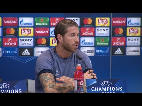 """Ramos: """"Parece que nos hemos criado en Beverly Hills"""""""
