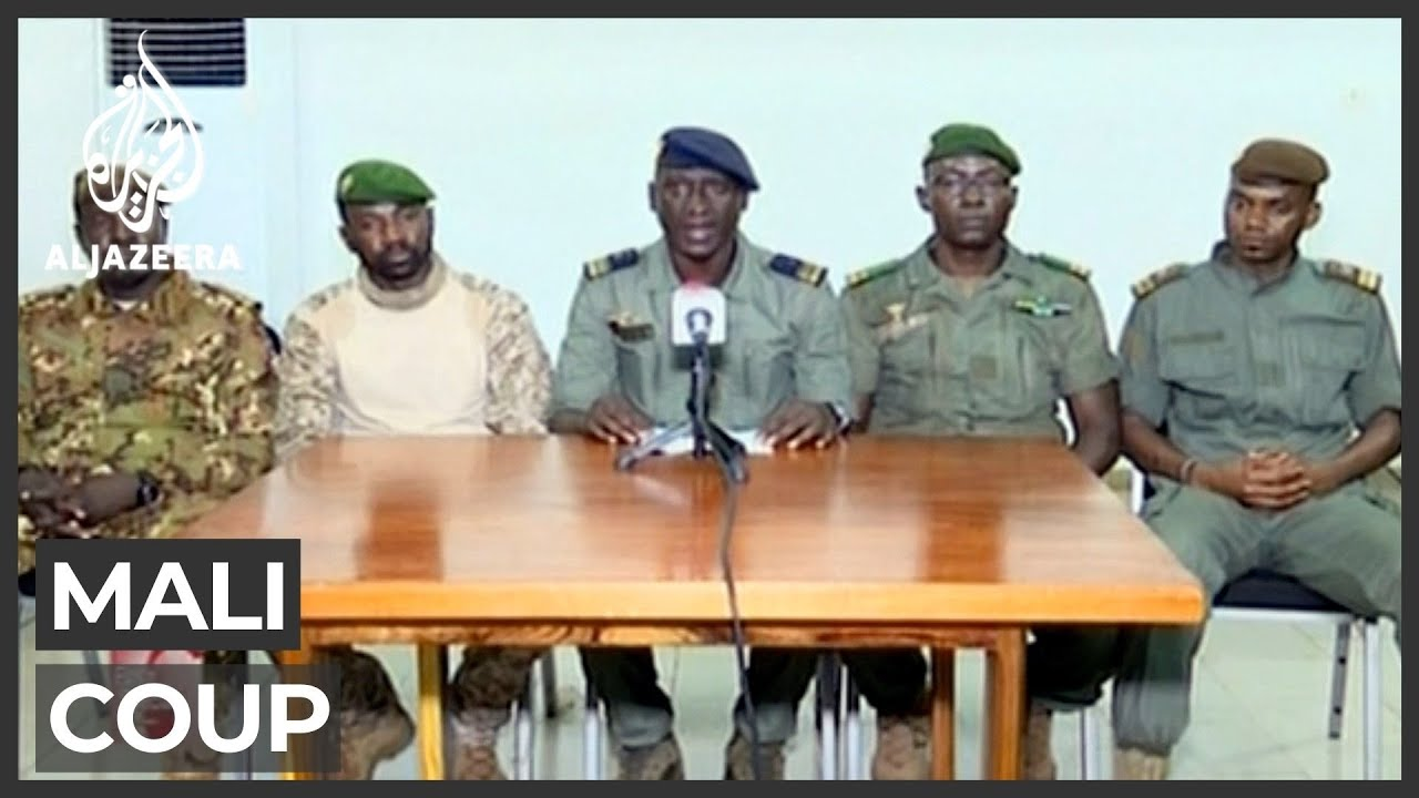 Mali coup: Soldiers promise to hold new elections - Al Jazeera English