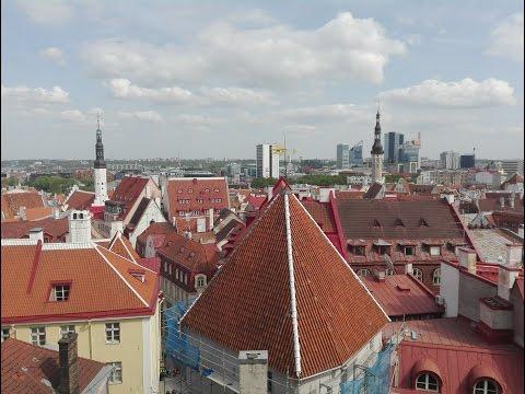 Таллин - Tallinn 15.05.16 Старый Город - Old Town