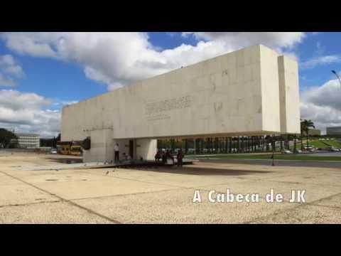 Diário de viagem - Brasília