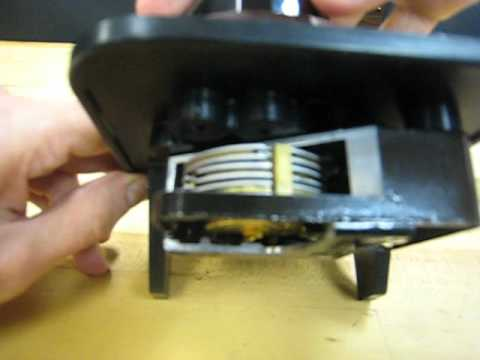 The Inner Workings Of A Safe Combination Dial Lock Youtube