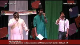 Vandemataram-Song [India Association of MN]