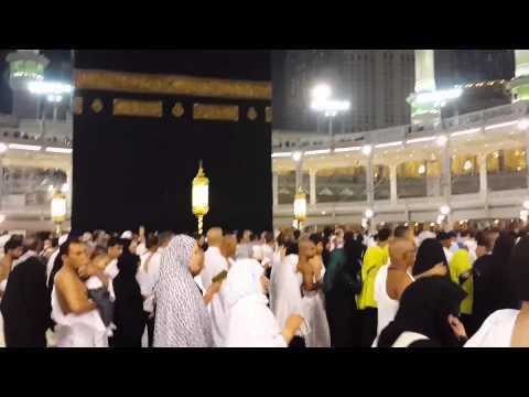 Tawaaf of Holy Ka'aba | Surah An-Nur 24: Verse 34, 35