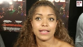 Scrotal Recall Antonia Thomas Interview