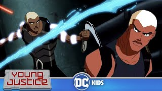 Young Justice | Aqualad Steps Up | DC Kids