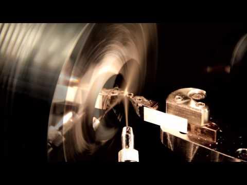 Single Crystal Diamond Tool Cutting on CNC Ultra precision Lathe