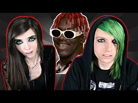 Hair Jordan And Eugenia Cooney Read Rap Lyrics //...