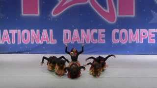 Miss K Choreography- The Soul Ties Type: African/Modern