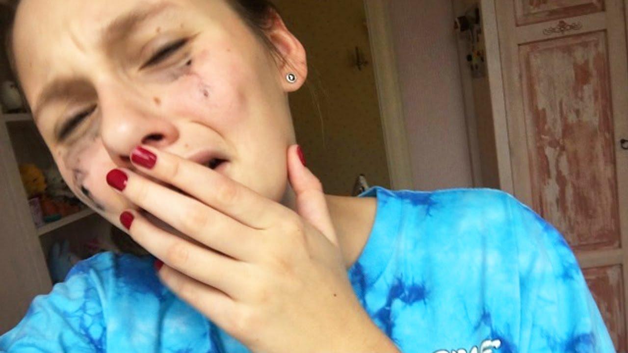 Парни утопили девушку в сперме ванны