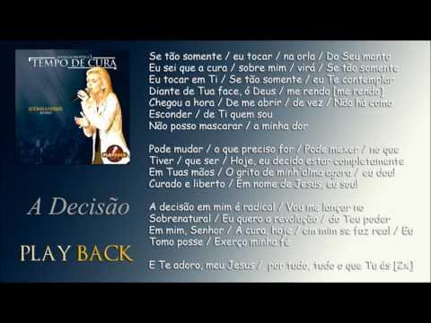 A Decisão [Playback] Ludmila Ferber CD