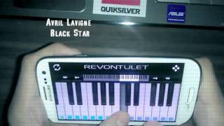 Piano Perfect ( Song: Avril Lavigne - Black Star )