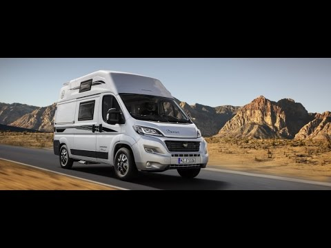 Karmann Mobil Dexter 560 campervan review