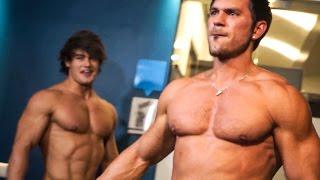 AUSRASTEN im TRAINING - Das Leben als Fitnessmodel