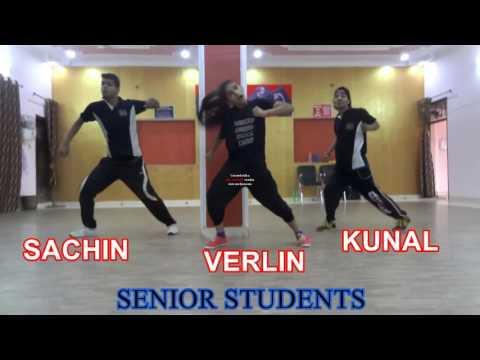 Bollywood Dance Husn Hai Suhan Lyrical Hip Hop By Lucky Bist