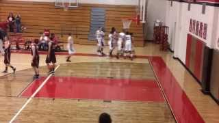 dario villeda caney creek high buzzer beater