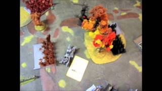 Beastmen vs Wood Elves (Malorian Spotlight: Nick Fenske)
