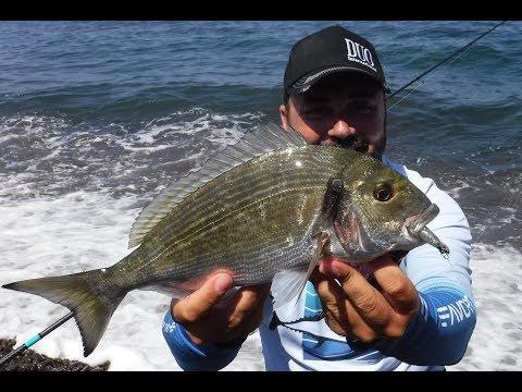 Ενα όμορφο ψάρεμα με την τεχνική του LRF