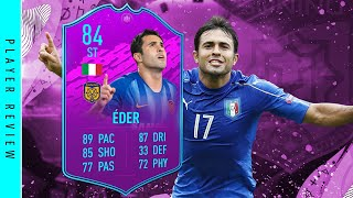 Fifa 20 sbc eder review, 84 csl league player review 20, checkout the onefootball app: http://tinyurl.com/y4johvy5 or johnathan su...