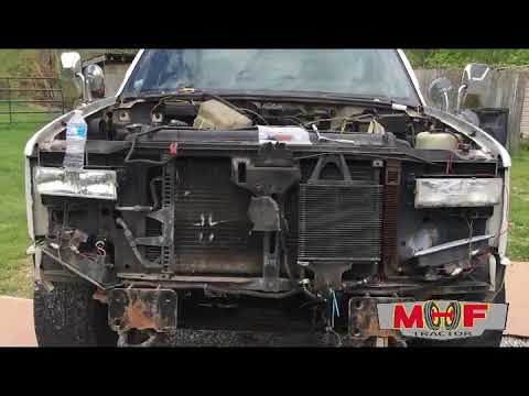 6.5 Diesel Rebuild In 1993 Chevy K3500 Part 1