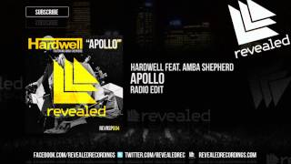 Repeat youtube video Hardwell feat. Amba Shepherd - Apollo (Radio Edit) - OUT NOW!