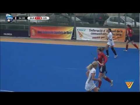 Hockey World League - Belarus Vs Czech Republic